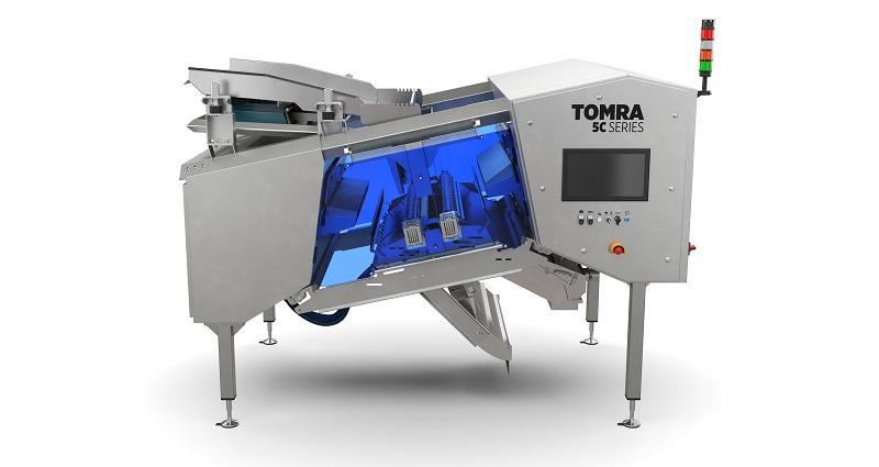 Tomra Food, Yeni Tomra 5c Ayıklama Makinesi ile Sınıfının En İyi Mühendislik ve Zeka Birleşimini Sunuyor