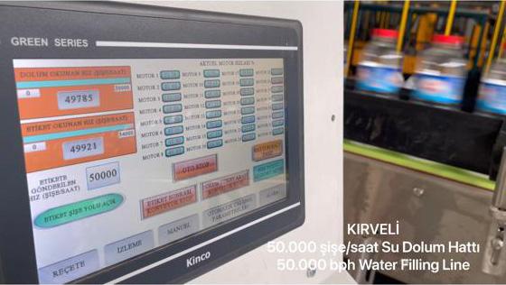 Kırveli Makine, Yüksek Kapasiteli Hat Projelerinde %100 Yerli Çözümler Sunuyor